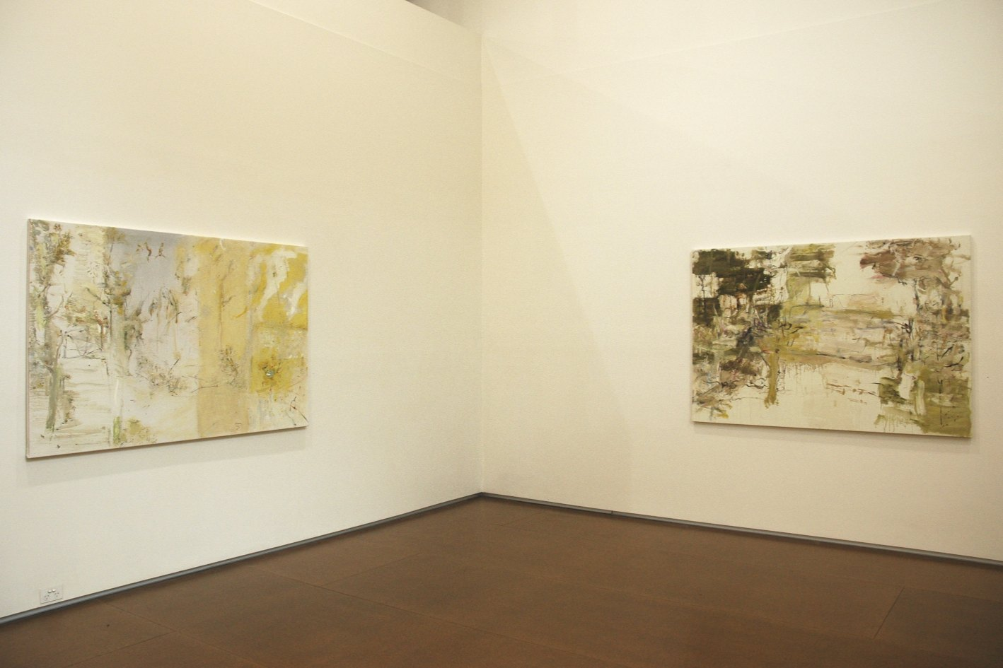 Installation shot from Gateless Gate exhibition at Utopia Art Sydney in 2008.