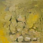 'Heap 2'  2011  archival oil on polyester  176.5 x 186 cm.