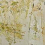 'Tantulean Creek Pond'  2011  archival oil on polyester  176 x 182 cm