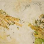 John R Walker, Doughboy V 2013, archival oil on polyester canvas, 106 x 127cm.